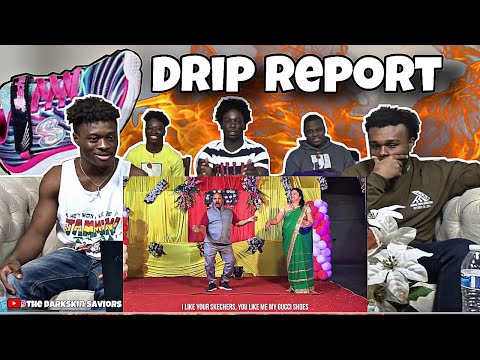Banger of the year🔥 |DripReport - Skechers (Official Music Video) REACTION!
