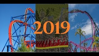 Busch Gardens Tampa 2019 New Attraction Speculation