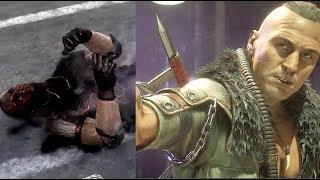 How Kabal Gets Burned And Turned Evil Mortal Kombat 11