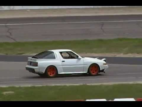 Drifting Chrysler Conquest Youtube