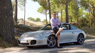 Essai Porsche 996 Carrera 4S sur les petites routes !