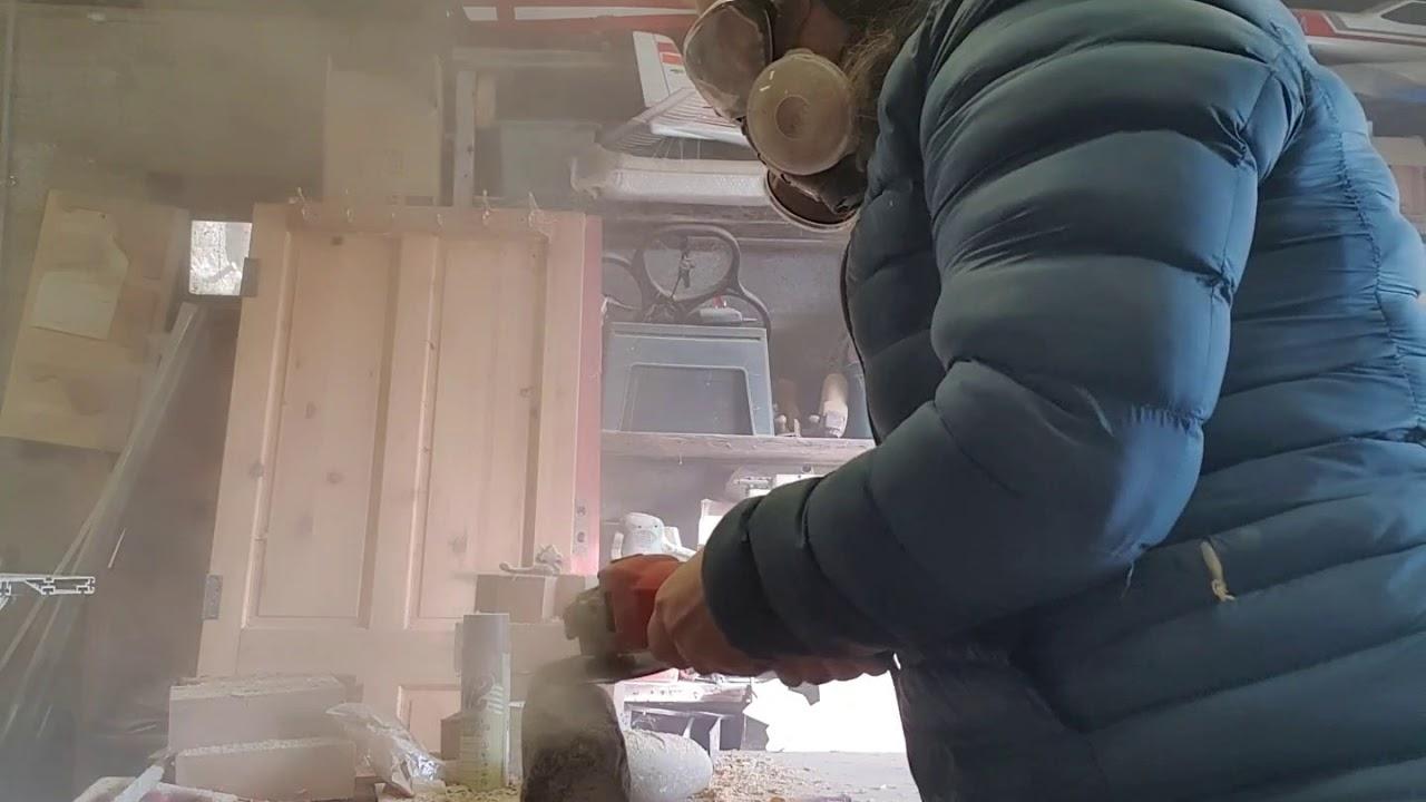 Attempting a Modigliani Head (Part 1)