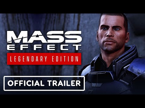 Mass Effect: Legendary Edition - Official Trailer
