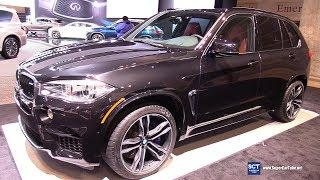 2018 BMW X5 M - Exterior and Interior Walkaround - 2018 Chicago Auto Show
