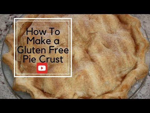 How To Make A Gluten Free Pie Crust