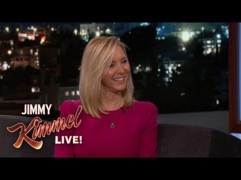 Lisa Kudrow Didn't Recognize Jane Fonda