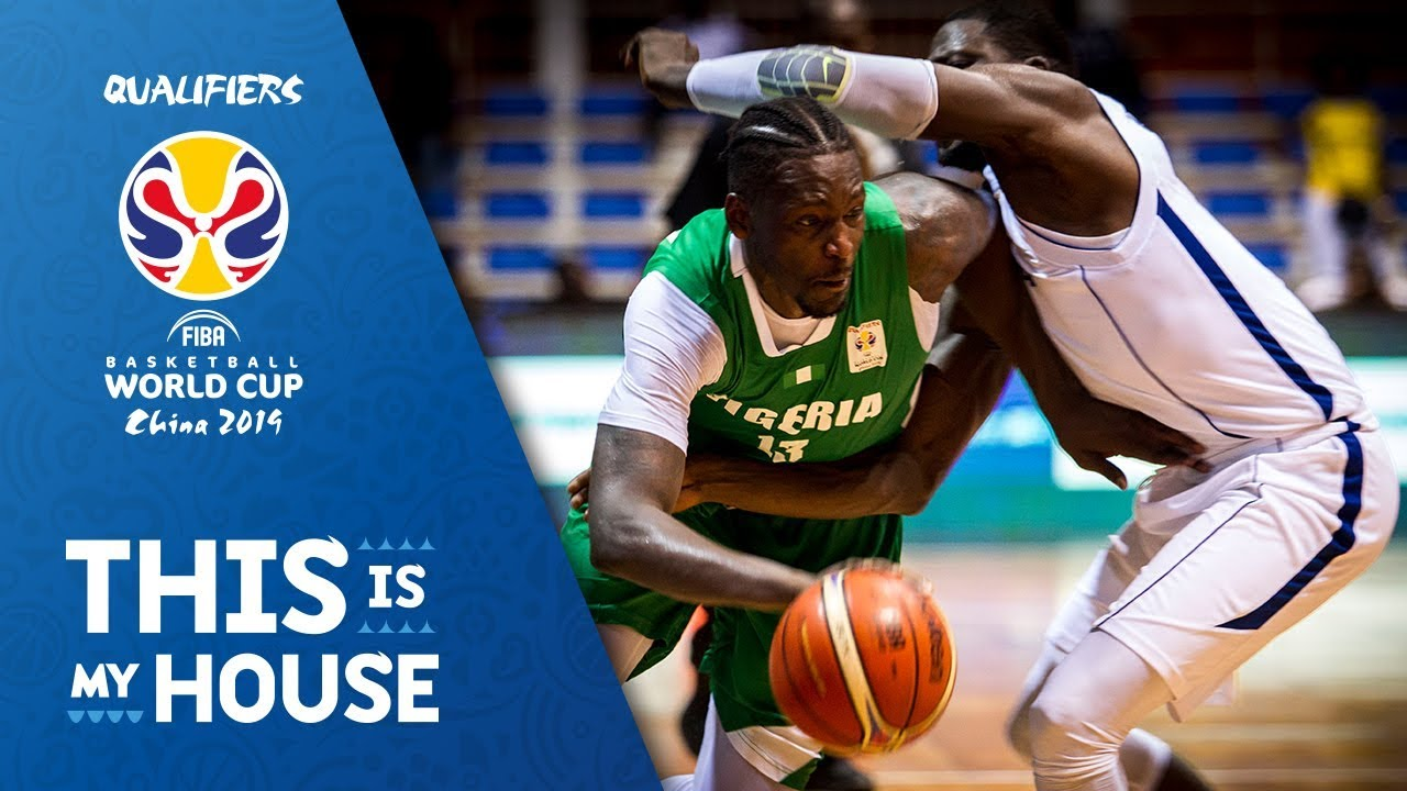 Nigeria's Best Plays of the FIBA Basketball World Cup 2019