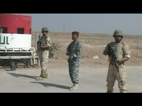Syrian Troops Ambushed And Killed In Iraq