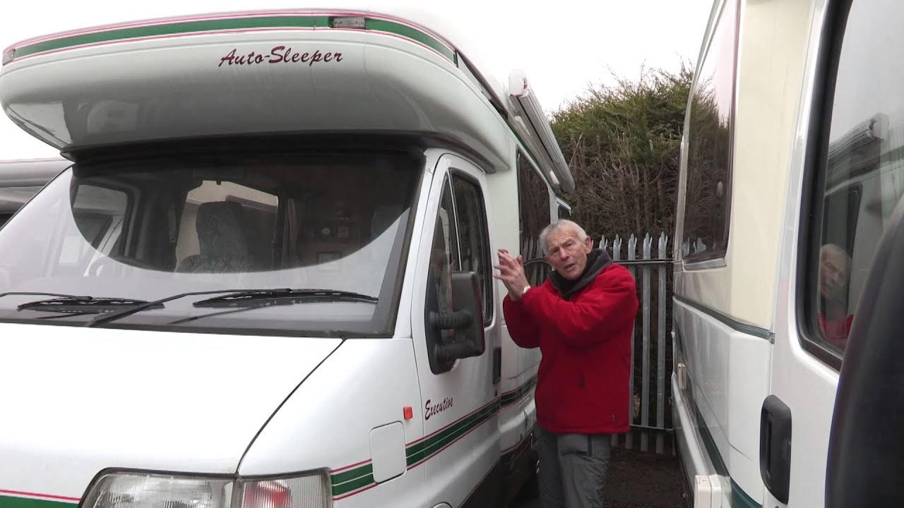 a0d6912d67 Practical Motorhome on buying a used motorhome - YouTube
