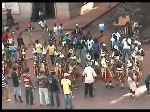 Carneval en Guinea Bissau 2011