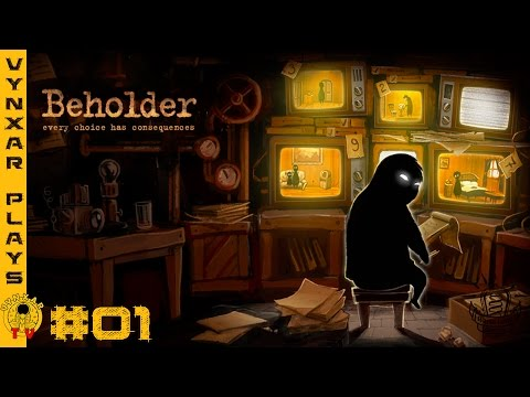 Beholder - the moral dilemma of a totalitarian state's spy in his quest for survival