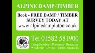 Woodworm & Dry Rot Control - Alpine Preservation Company