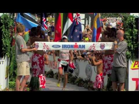 2012 Triathlon Australia Celebration of Champions: Craig Alexander and Melissa Rollison