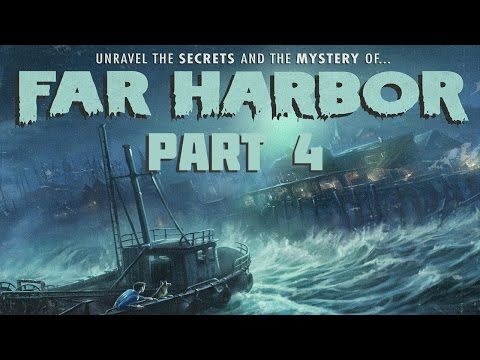 Fallout 4: Far Harbor - Part 4 - Nick Valentine