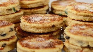 Welsh Cakes Recipe Demonstration - Joyofbaking.com