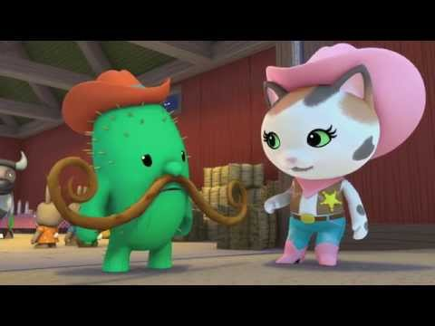 You Told the Truth | DJ Melodies | Sheriff Callie's Wild West | Disney Junior