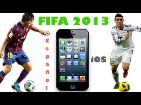 FIFA 2013 iPhone, iPad y iPod Touch REVIEW ESPA�OL