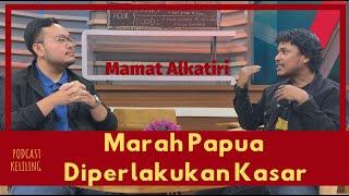 POLLING #1: Mamat Alkatiri Marah Papua Diperlakukan Kasar