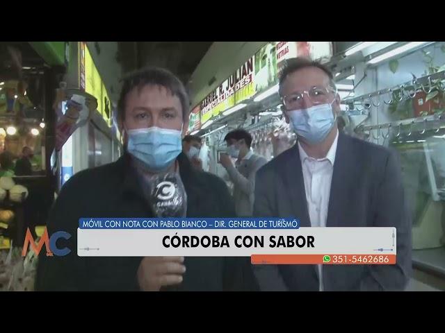 Córdoba con Sabor - Móvil con Pablo Bianco