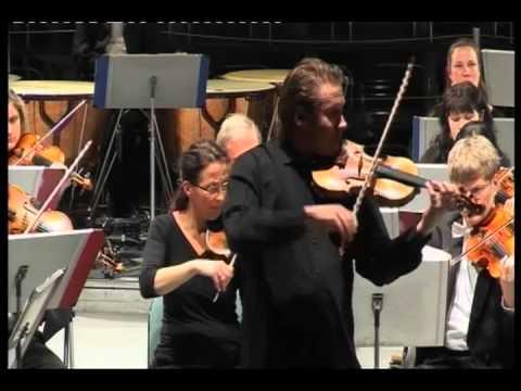 ANDREJ BIELOW  Tchaikovsky Violin Concerto Südwestdeutsche Philarmonie Konstanz, Markus Huber