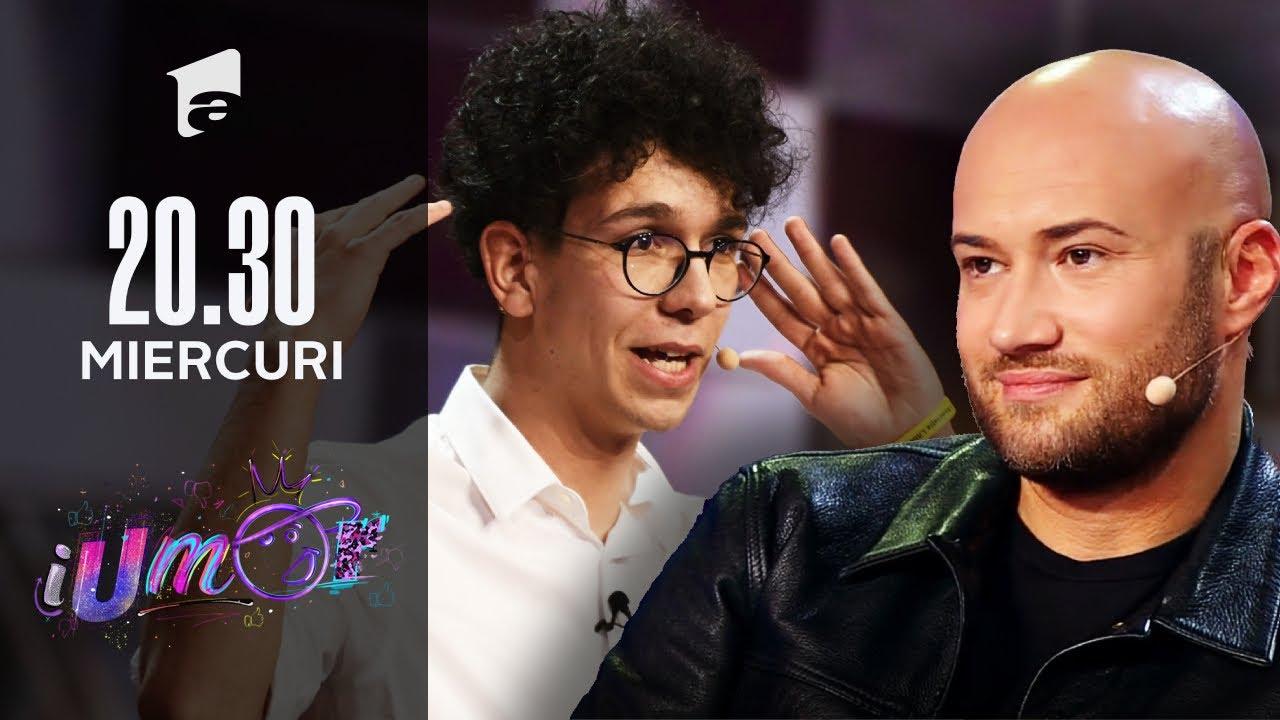 iUmor 2021 | Ștefan Creangă este cel mai tânăr concurent de la iUmor! Cum s-a descurcat pe scenă