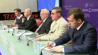 видео В Москве пройдет турнир с участием отстраненных от Игр легкоатлетов, Спорт
