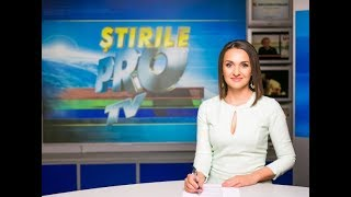 Stirile Pro TV de la ora 20:00 cu Sorina Obreja - 21.09.2017