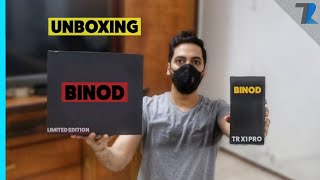 BINOD TR X1 Pro🔥🔥 - Unboxing & Hands On | BINOD GAVE ME THIS MYSTERIOUS BOX🤷‍♀️