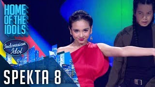 Download lagu LYODRA - REKAYASA CINTA (Camelia Malik) - SPEKTA SHOW TOP 8 - Indonesian Idol 2020