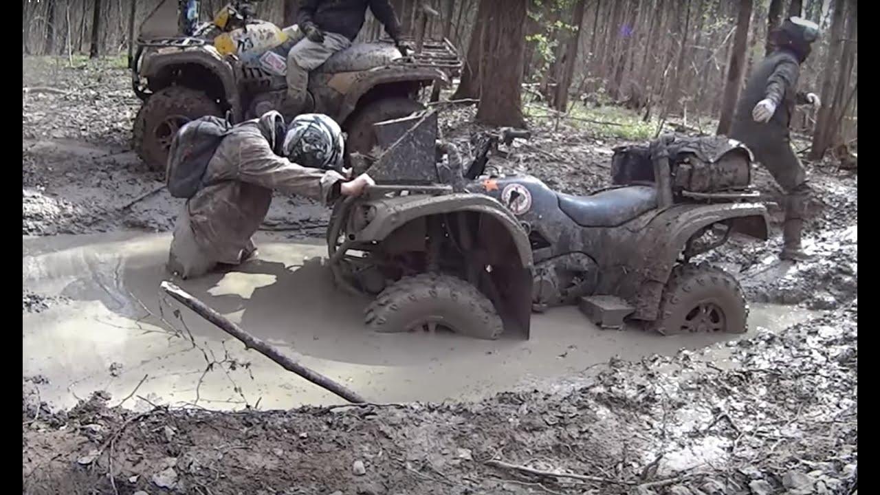 видео квадроцикл ямаха гризли 700