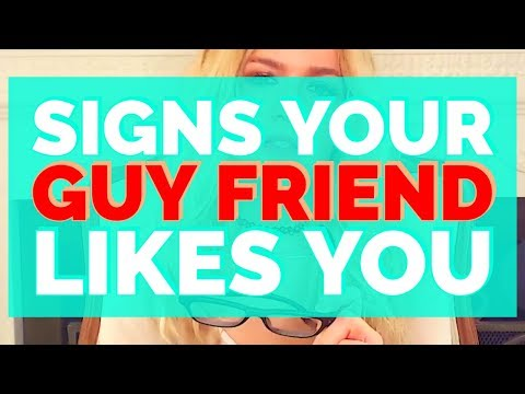 Signs A Guy Likes You More Than A Friend (Your Guy Friend Likes You!) | VixenDaily Love Advice