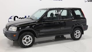 1998 Honda CRV EX Real Time 4WD