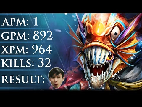 1 APM CARRY PLAYS ◄ SingSing Dota 2 Moments