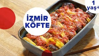 Bebekler İçin İzmir Köfte Tarifi | Ek Gıdaya Geçiş (1 Yaş +)
