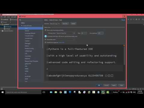 Getting Started with PyCharm: Quick Tour - YouTube