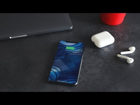 Add Hidden Wireless Charging To Any Desk Or Surface!