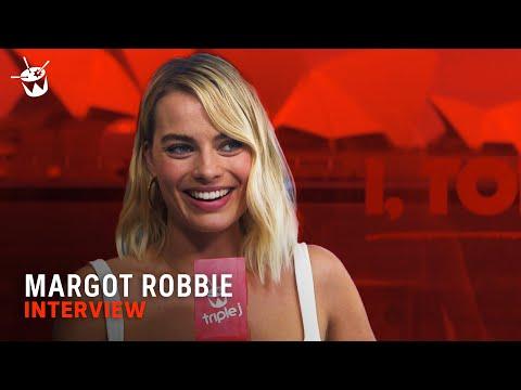 Margot Robbie on triple j's Hottest 100 and Aussie music festivals