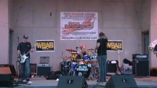 "Blind Robbery ""Unbelievable"" live @ Jones Beach 7/24/09"