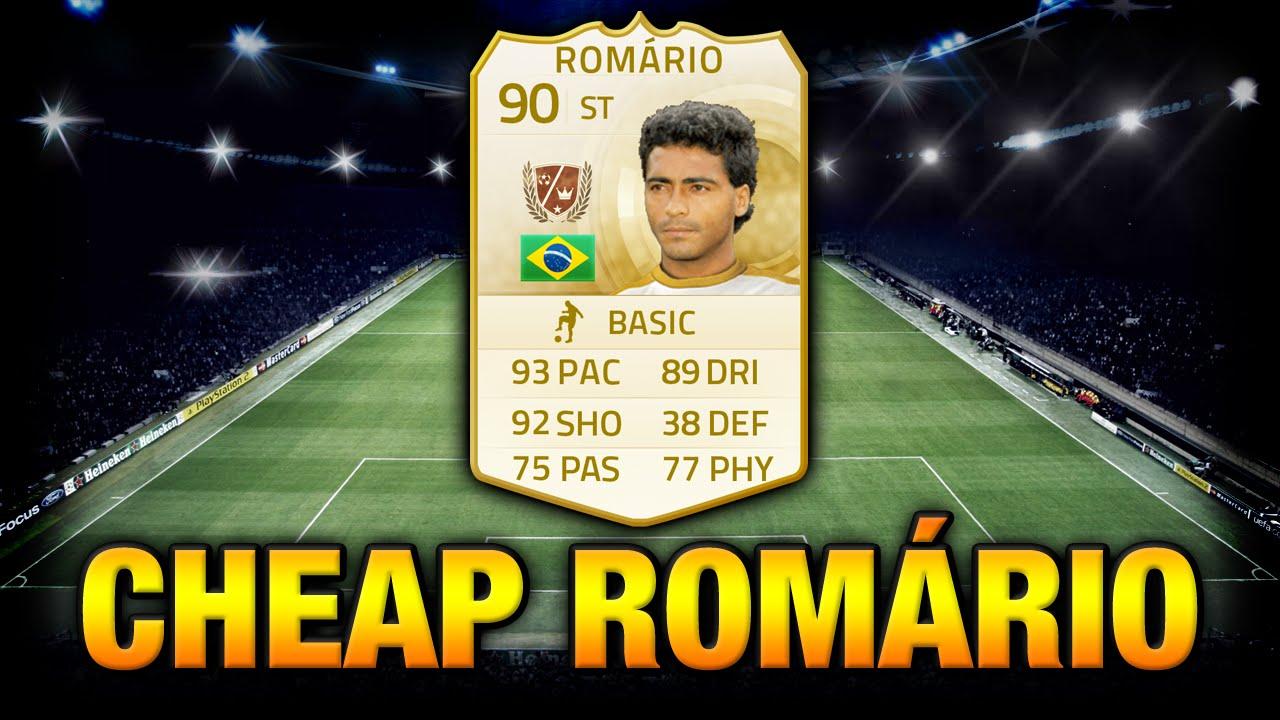 FIFA 15 THE CHEAP ROMRIO