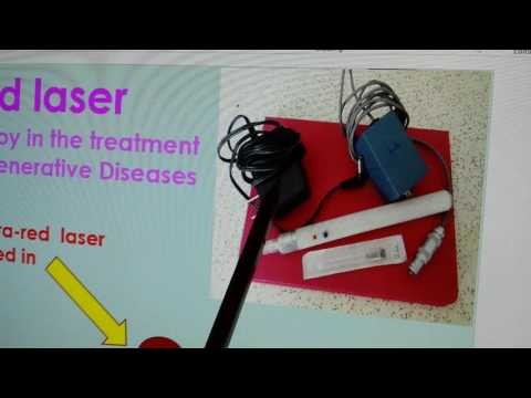 infrared laser therapy (LLLT)