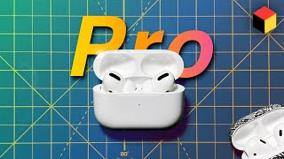 AirPods Pro: самый глубокий обзор и сравнение с AirPods 2