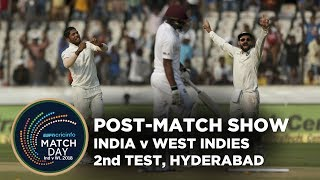 India complete West Indies domination with 10-wicket victory