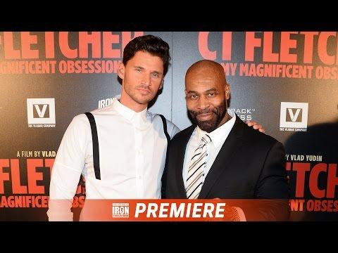 Director Vlad Yudin and CT Fletcher Interview | CT Fletcher Movie Premiere Mp3