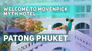 Рекламный ролик для Mövenpick Myth Hotel Patong Phuket in Thailand - Татьяна Мараховская