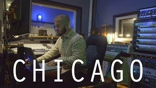 Making Beats in Chicago | Vlog 136