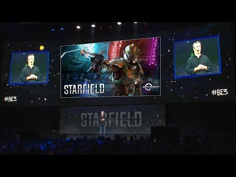 Bethesda's 2018 Space RPG Starfield - New Leak & Info On E3 Reveal/Release Date!