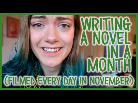 Writing a Novel in 30 Days (2015)