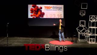 Honoring Conflict with Consensus | Roy Pack | TEDxBillings