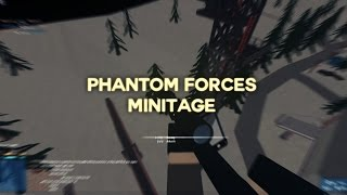 Phantom Forces Sniping Montage!! (roblox)