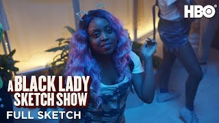 A Black Lady Sketch Show | Rome and Julissa (Full Sketch) | HBO
